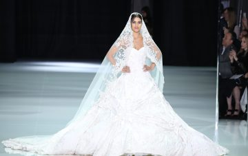 meghan markle's wedding dress by ralph and russo