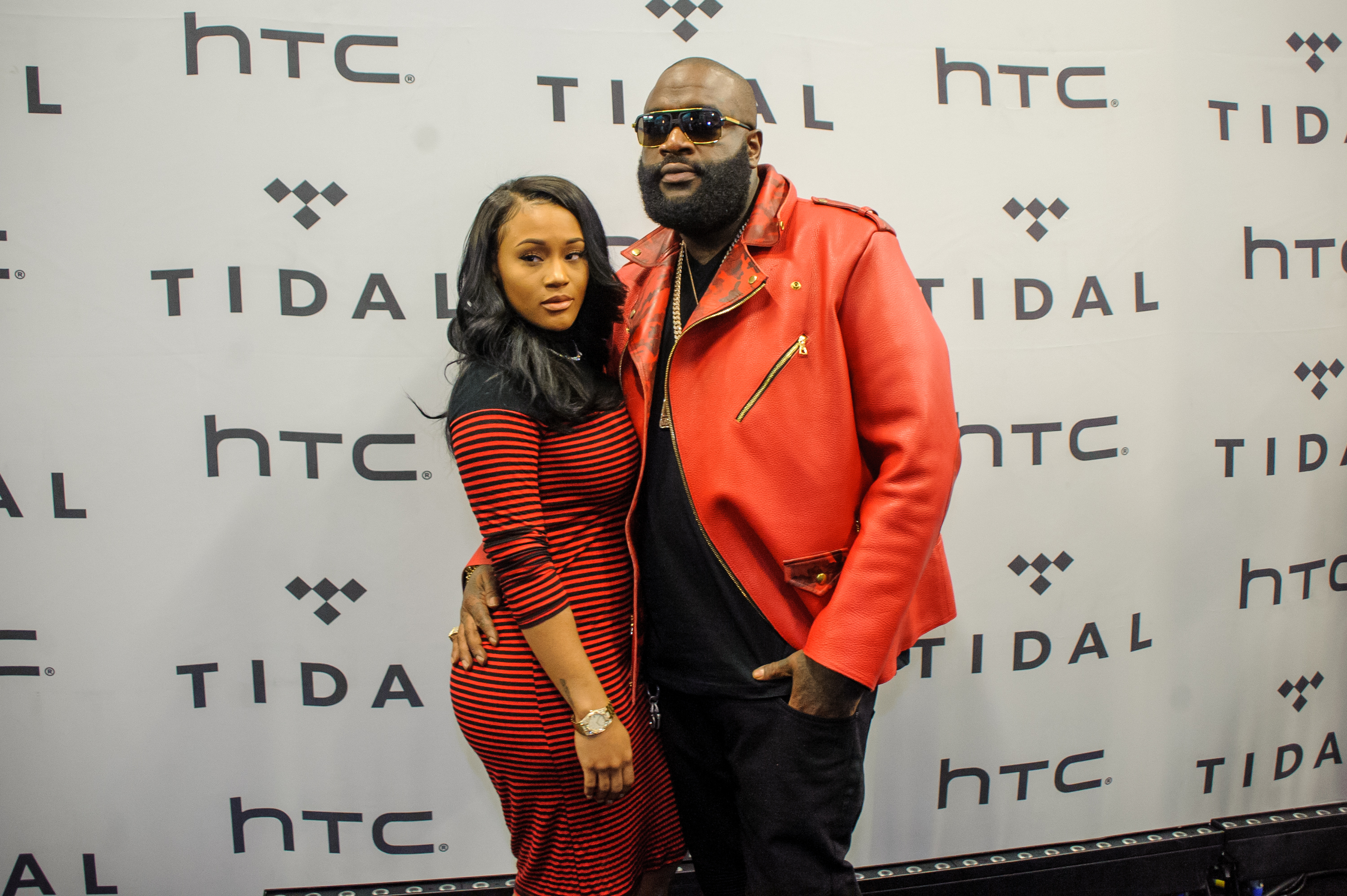 Rick Ross Dating Advice: We Need to Hustle More