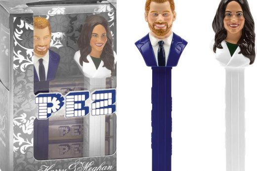 royal wedding pez dispenser