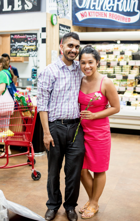 trader joes engagement