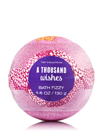 Bath Fizzies by Bath and Body Works