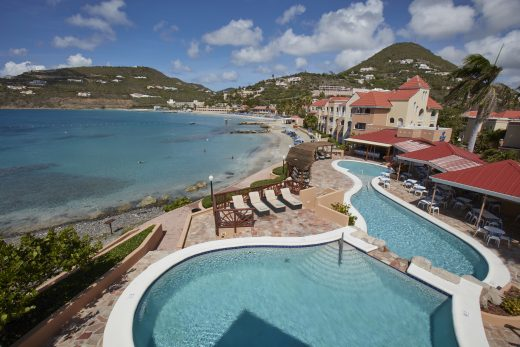 best all inclusive in st maarten