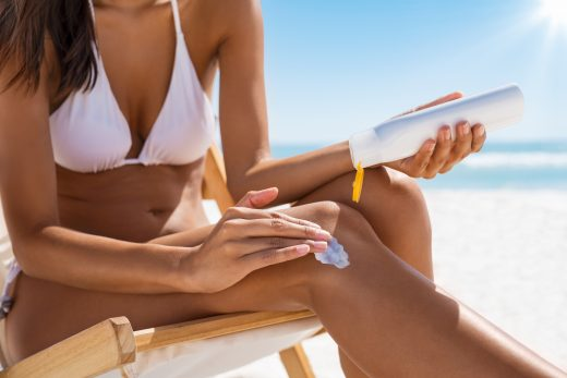 Sunscreen has this scary ingredient