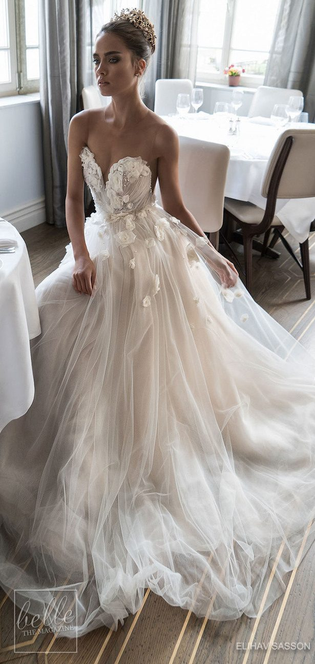 Princess Ball Gown Wedding Dresses for a Fairytale Wedding - BridalPulse