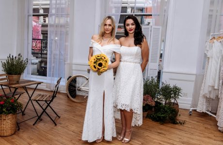 e6b10777f91 The Best Wedding Trends From New York Bridal Fashion Week  Part 2.  Bridalpulse