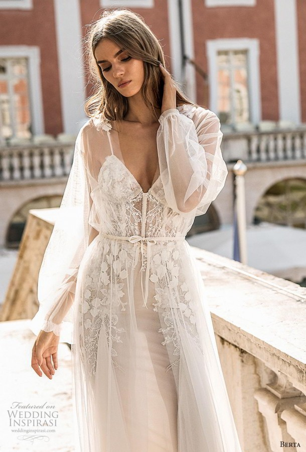 0e2c74bf68922 Berta Privée 2019 Wedding Dresses - BridalPulse